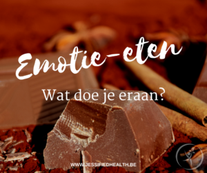 emotie eten wat doe je eraan