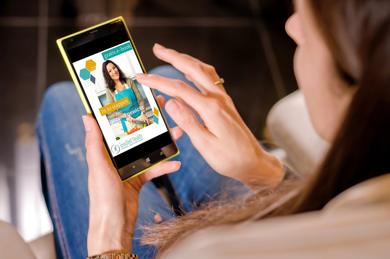 gratis ebook gezond gewicht - Welkom